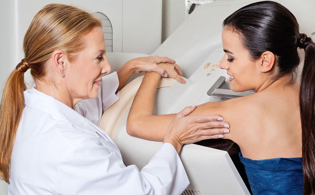 ¿Qué es la mamografía?
