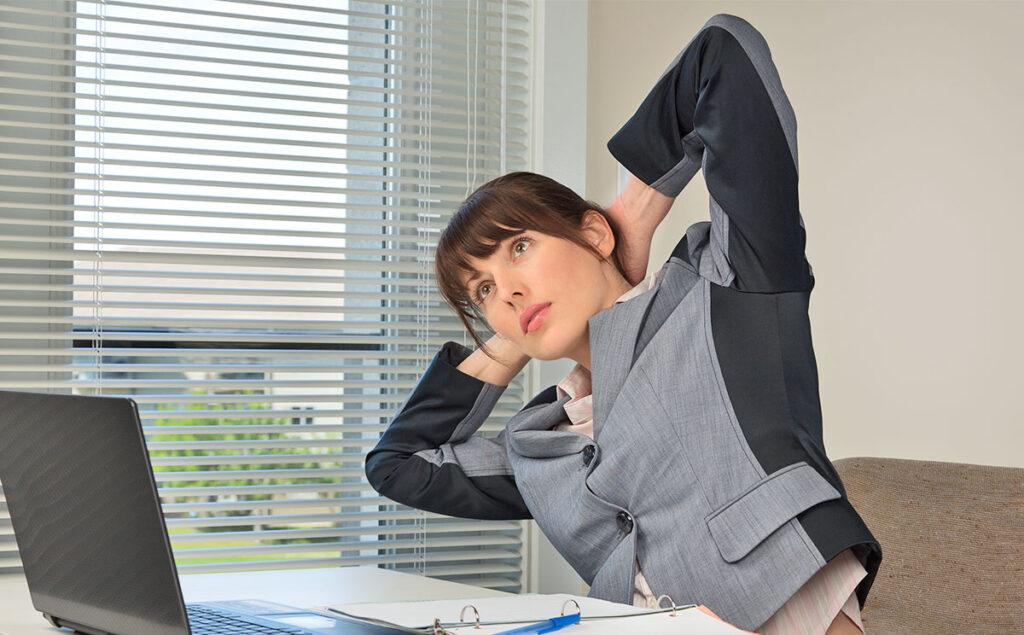 Ejercicios para hacer en casa o en la oficina