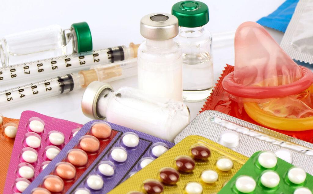 Anticonceptivos químicos y hormonales